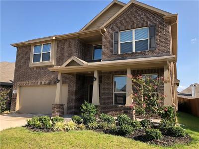 Prosper Single Family Home For Sale: 16620 Stillhouse Hollow