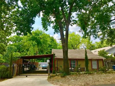 Dallas Single Family Home For Sale: 2324 Kings Road