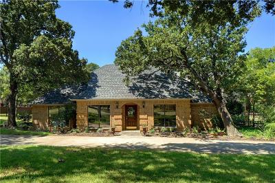 Southlake Single Family Home Active Option Contract: 775 Lake Wood Drive