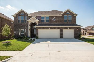 Denton Single Family Home For Sale: 3520 Lakeview Boulevard
