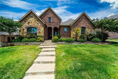 Rockwall Single Family Home Active Option Contract: 780 Hanover Drive