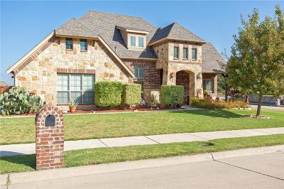 Rockwall Single Family Home For Sale: 829 Cedarbluff Drive
