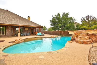 Abilene Single Family Home Active Option Contract: 309 Stallion Road