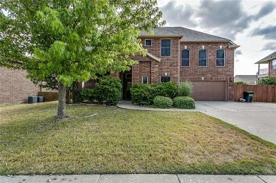 Weatherford Single Family Home For Sale: 1638 Stetson Drive