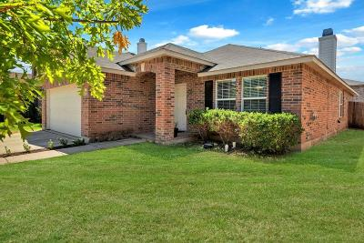 Fort Worth Single Family Home For Sale: 1716 Thorntree Lane