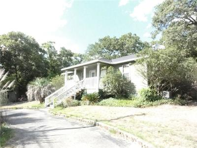 Murchison Single Family Home For Sale: 640 Callender Lake Drive