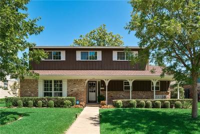 Richardson Single Family Home For Sale: 1318 Comanche Drive