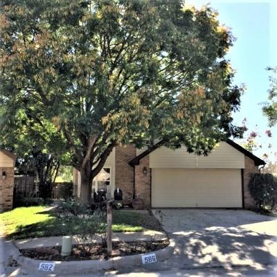 Garland Residential Lease For Lease: 586 Briarcliff Drive