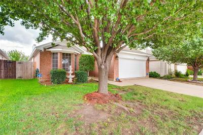 Single Family Home Active Option Contract: 8664 Arcadia Park Drive