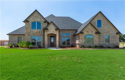 Springtown Single Family Home For Sale: 108 Cambree Court