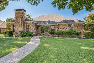 Plano Single Family Home Active Contingent: 2409 Powderhorn Drive