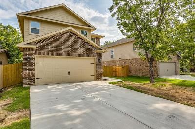 White Settlement Single Family Home For Sale: 8024 Hanon Drive