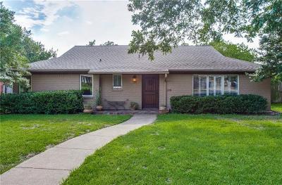 Single Family Home For Sale: 10131 Kirkhaven Drive
