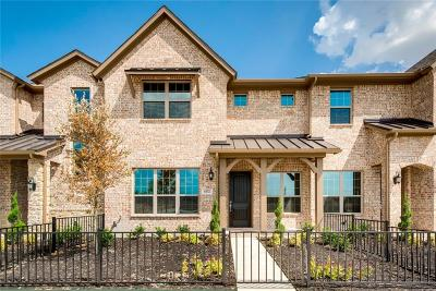 Frisco Townhouse For Sale: 6220 Rainbow Valley Place