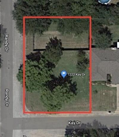 Weatherford Residential Lots & Land For Sale: 1222 Kay Drive