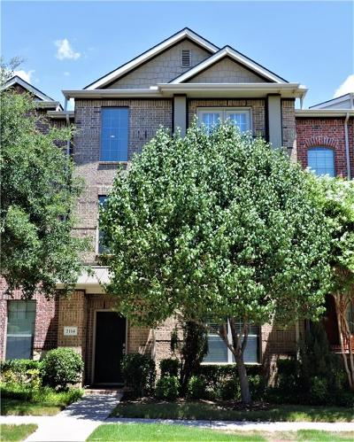 Carrollton Townhouse Active Contingent: 2114 McParland Court