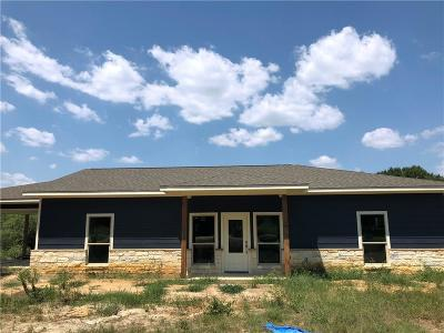 Navarro County Single Family Home Active Contingent: 835 SE County Road 3048d