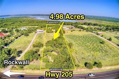 Lavon Farm & Ranch For Sale: 12220 Hwy 205