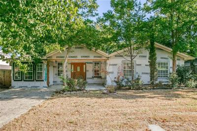Single Family Home For Sale: 3715 Dunhaven Road