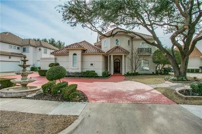 Plano Single Family Home For Sale: 5924 Turtle Creek Drive