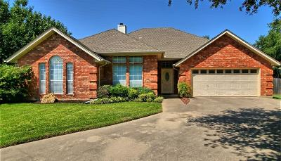 North Richland Hills Single Family Home For Sale: 9101 Meandering Drive