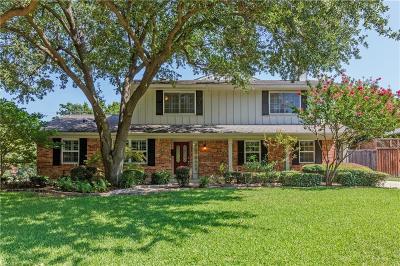 Richardson Single Family Home For Sale: 602 Kirby Lane