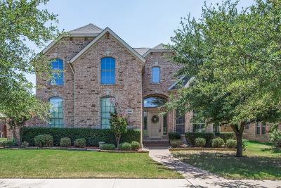 North Richland Hills Single Family Home Active Option Contract: 5912 Cripple Creek Trail