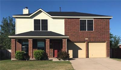 Sherman Single Family Home For Sale: 1202 Pintail