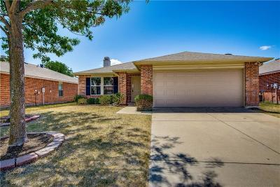 Mckinney Single Family Home For Sale: 2617 Lake Meadow Drive
