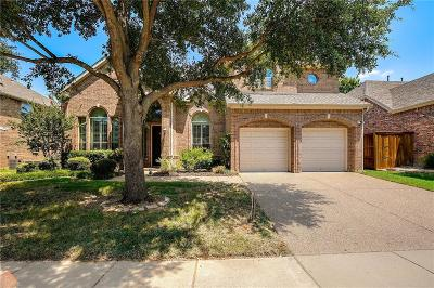 Flower Mound Single Family Home For Sale: 3704 Beckworth Drive