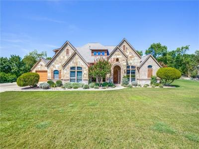 Fort Worth Single Family Home For Sale: 4908 Arbor Mill Drive