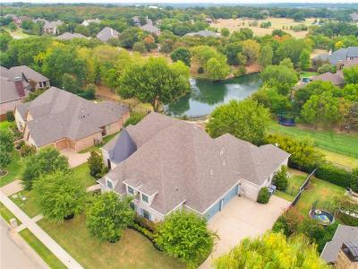 Keller Single Family Home For Sale: 1321 Briar Grove Drive