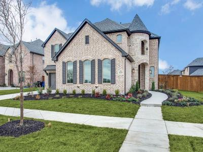 Frisco Single Family Home Active Contingent: 16229 Moss Haven Lane