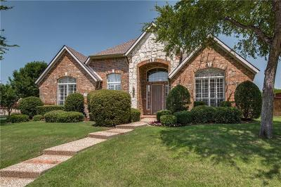 Carrollton Single Family Home For Sale: 2545 Green Oak Drive