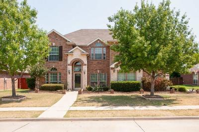 Grand Prairie Single Family Home For Sale: 3012 Hideaway Drive