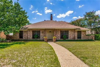Single Family Home For Sale: 7221 Crofton Drive