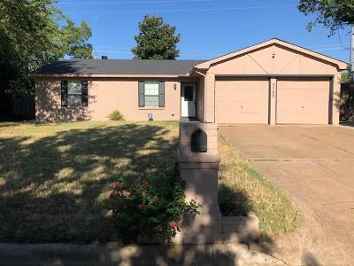 Arlington Residential Lease For Lease: 3702 Lasalle Drive