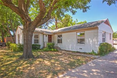 Single Family Home For Sale: 7007 Kenwell Street
