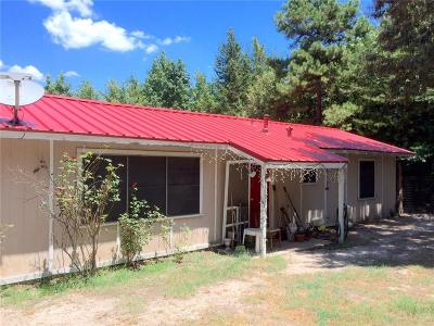 Single Family Home For Sale: 735 County Road 4586