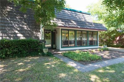 Terrell Single Family Home For Sale: 505 Washington Street