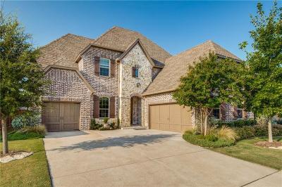 Frisco Single Family Home Active Option Contract: 1595 Cedar Ranch Road
