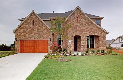 Plano Single Family Home For Sale: 1605 Booker Lane