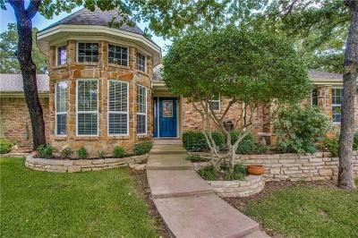 Weatherford Single Family Home Active Option Contract: 2211 Lake Country Drive