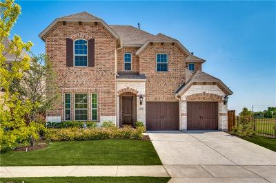Frisco Single Family Home For Sale: 1023 Rolling Thunder Road