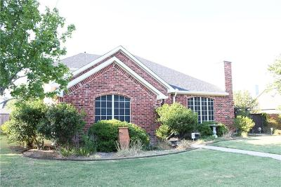 Sachse Single Family Home Active Contingent: 4425 Maple Shade Avenue