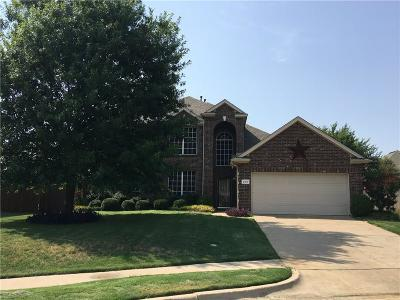 Mansfield Single Family Home For Sale: 205 Moss Court