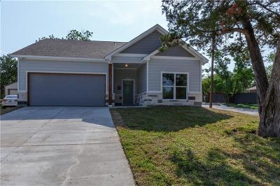 Dallas Single Family Home For Sale: 1546 Whitaker Avenue