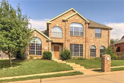 Rockwall Single Family Home For Sale: 1392 Napa Drive