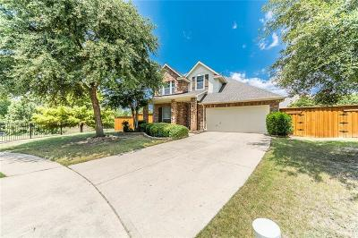 Rockwall Single Family Home Active Option Contract: 184 Raintree Court