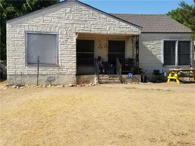 Fort Worth Single Family Home For Sale: 5128 Kilpatrick Avenue